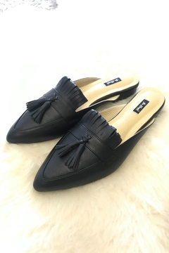 Be Mae Shoes Paige Leather Shoes - Alternate List Image