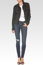 Paige Rowan Denim Jacket - Product Mini Image
