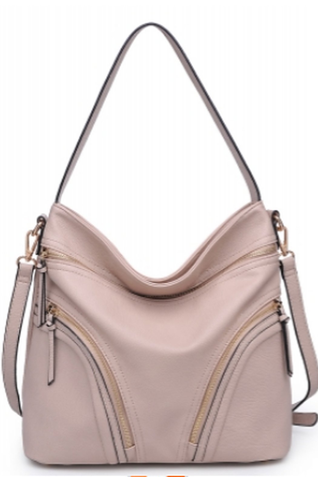 Urban Expressions Paige Satchel - Front Cropped Image