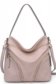 Urban Expressions Paige Satchel - Front cropped