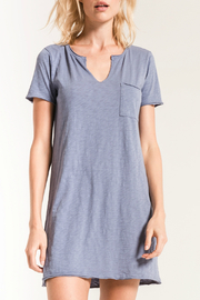 z supply Paige T Shirt Dress - Front cropped