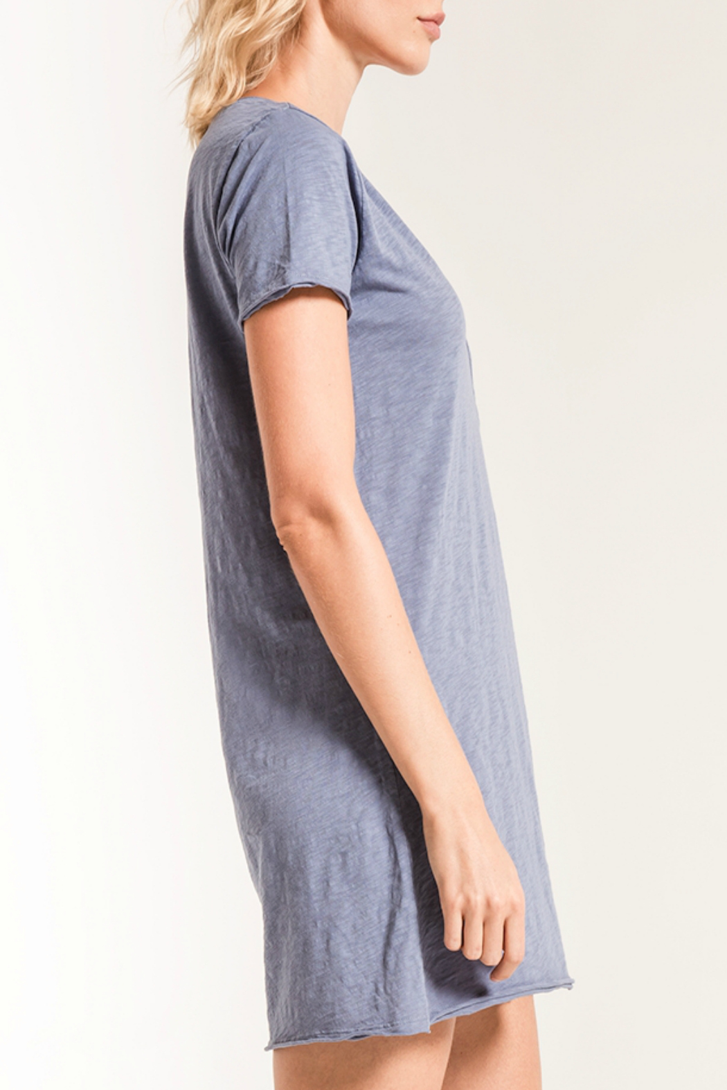 z supply Paige T Shirt Dress - Front Full Image