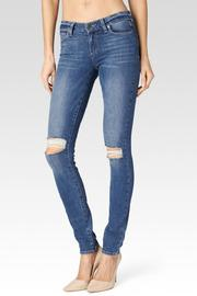Paige Danya Destructed Jeans - Product Mini Image