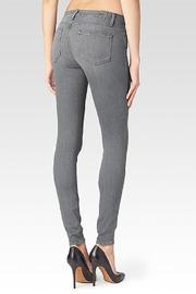 Shoptiques Product: Verdugo Silver Skinnies - Front full body