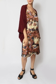 Ottod'ame Paint-By-Numbers Dress - Side cropped