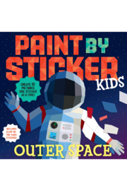 Workman Publishing Paint by Sticker - Outerspace - Product Mini Image
