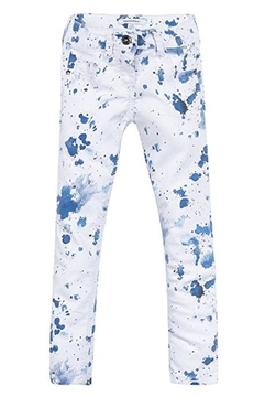 Shoptiques Product: Paint Splatter Jean