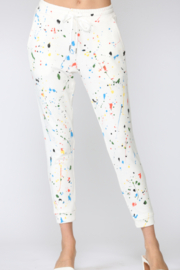 Fate Paint Splatter Jogger - Product Mini Image