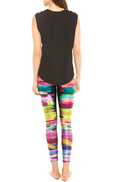 Terez Paint Swatch Leggings - Alternate List Image