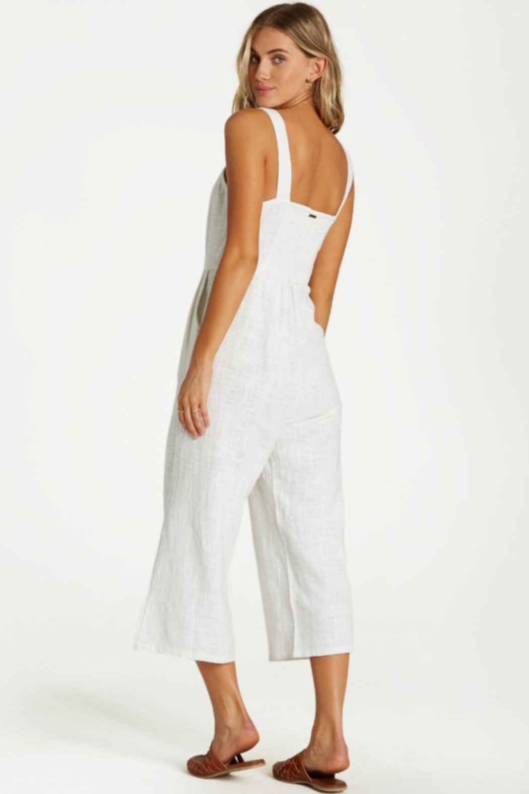 Billabong Paint the Town Jumpsuit - Side Cropped Image