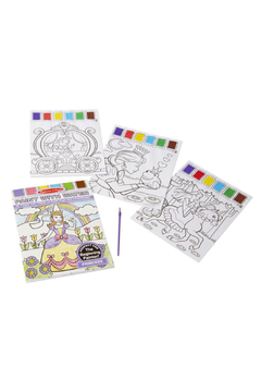 Melissa and Doug Paint With Water Art Pad - Alternate List Image