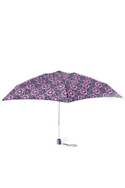Vera Bradley Lilac Medallion Mini-Umbrella - Product Mini Image