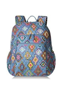 Vera Bradley Painted Medallions Campus-Backpack - Product List Image