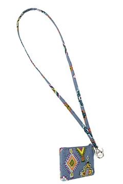 Vera Bradley Painted Medallions Lanyard/id-Set - Alternate List Image