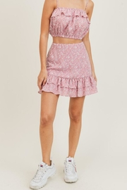 Painted Threads  Lily Ruffle Skirt - Front full body