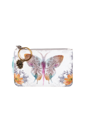 PAPAYA! Paisley Butterfly Coin Purse - Product Mini Image