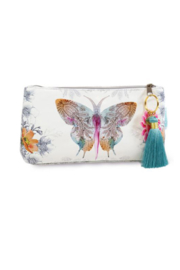 PAPAYA! Paisley Bytterfly Small Pouch - Product Mini Image