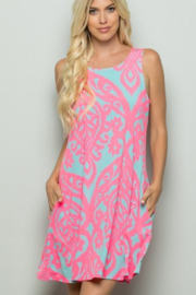 Heimish Paisley Dreams Dress - Front cropped