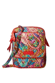 Vera Bradley Paisley-In-Paradise Mini-Hipster - Front cropped