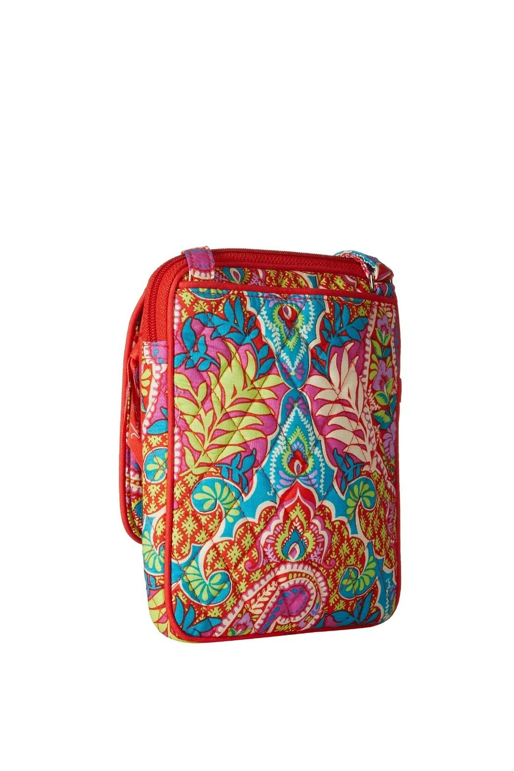 Vera Bradley Paisley-In-Paradise Mini-Hipster - Side Cropped Image