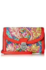Vera Bradley Paisley-In-Paradise Ultimate Wristlet - Product Mini Image