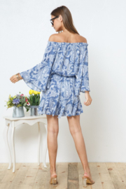 Blue B Paisley Romper - Other