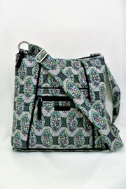 Vera Bradley Paisley Stripes Hipster - Front cropped