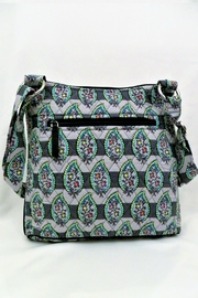 Vera Bradley Paisley Stripes Hipster - Front full body