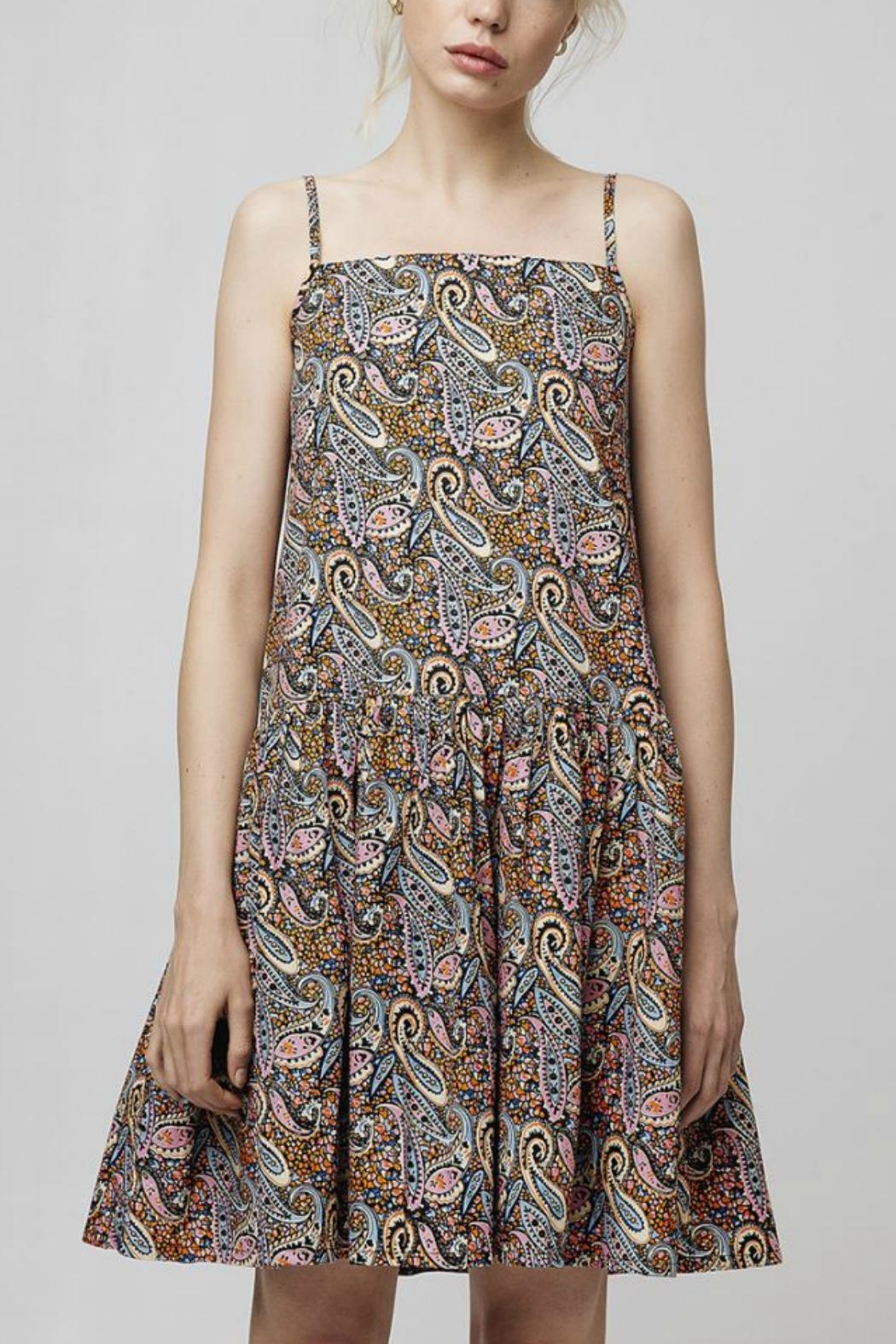 Compania Fantastica Paisley Summer Dress - Main Image