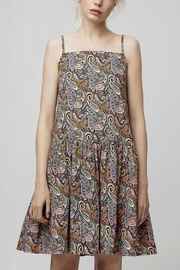 Compania Fantastica Paisley Summer Dress - Product Mini Image