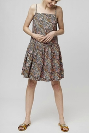 Compania Fantastica Paisley Summer Dress - Side cropped