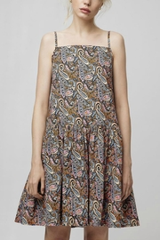 Compania Fantastica Paisley Summer Dress - Front cropped