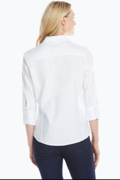Foxcroft Paityn Non-Iron Shirt - Alternate List Image