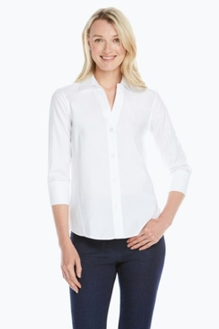 Foxcroft Paityn Non-Iron Shirt - Product List Image
