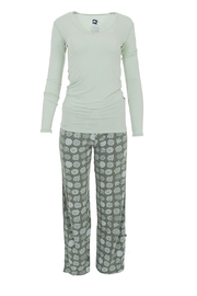 Kickee Pants Pajama Pant Set - Product Mini Image