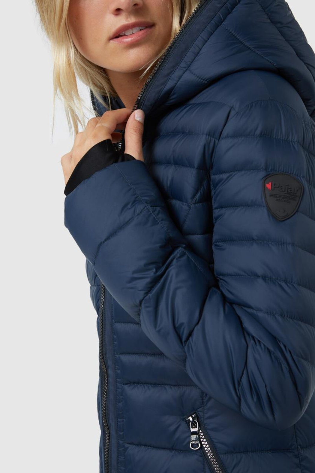 Pajar Cedar Down Jacket - Back Cropped Image