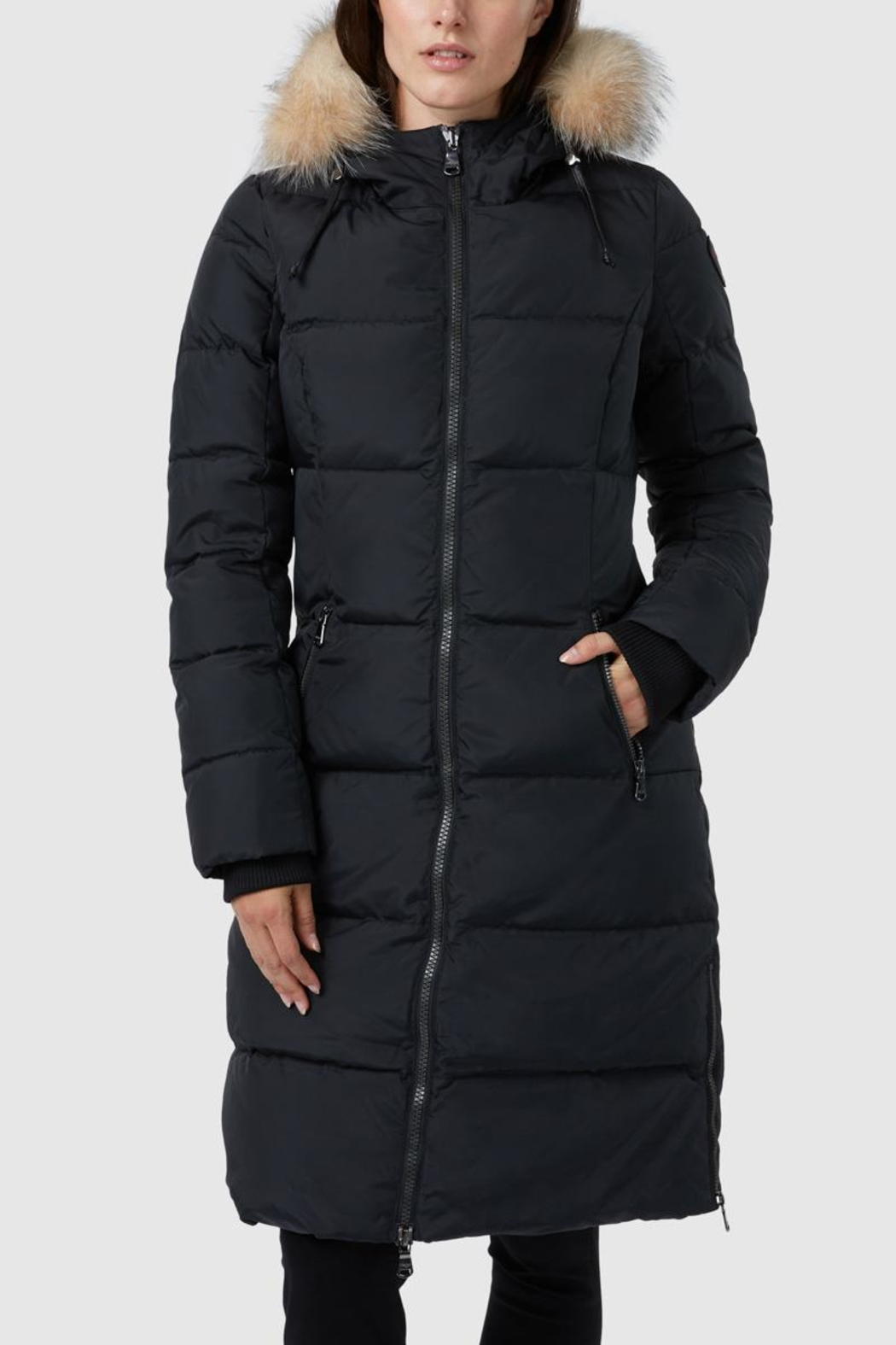 Pajar Jayde Down Jacket - Front Cropped Image
