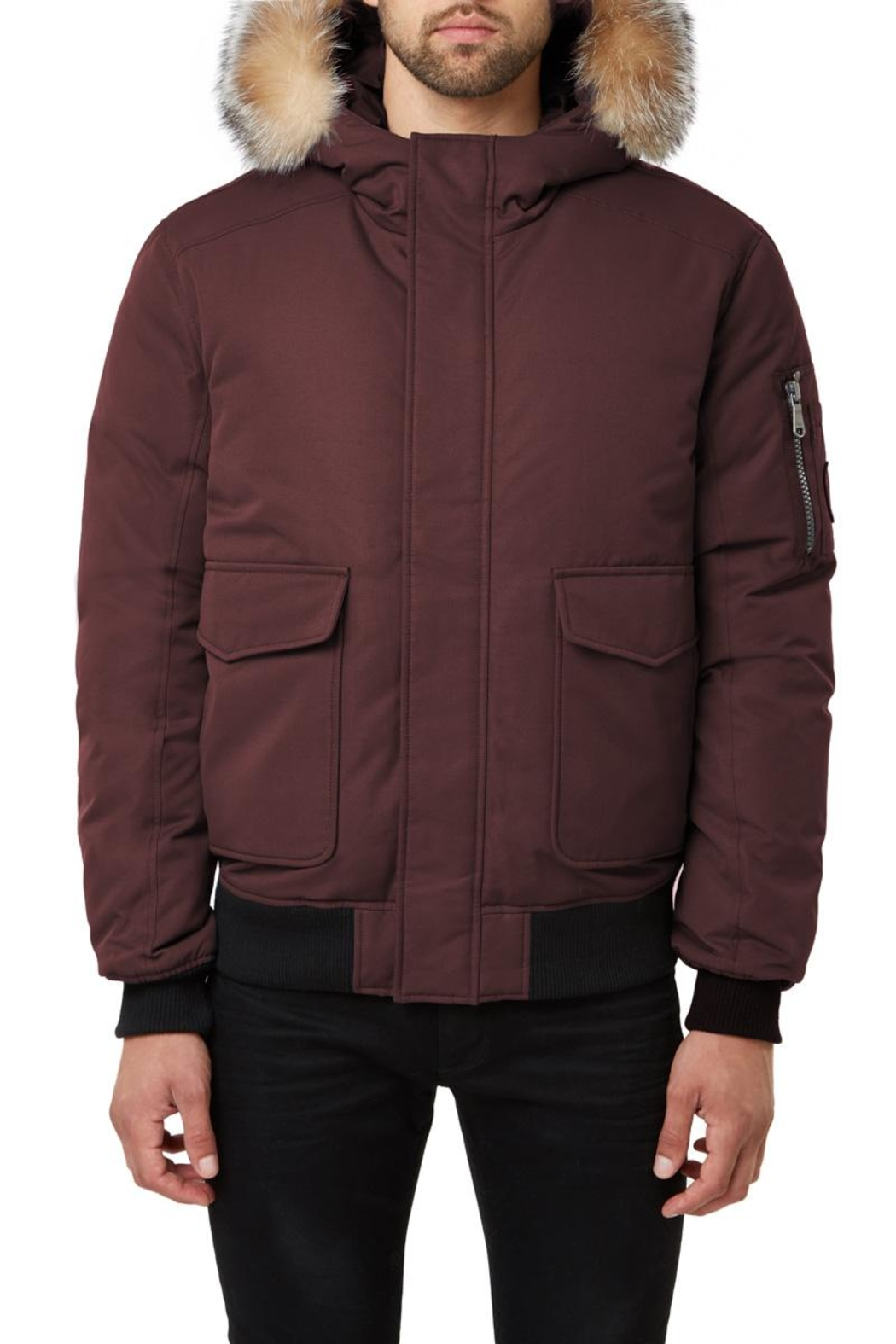 Pajar Lucas Down Jacket - Front Cropped Image