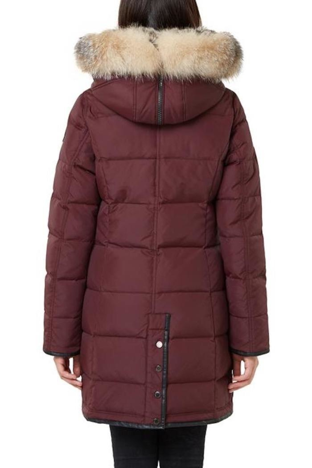 Pajar Panther Down Jacket - Side Cropped Image