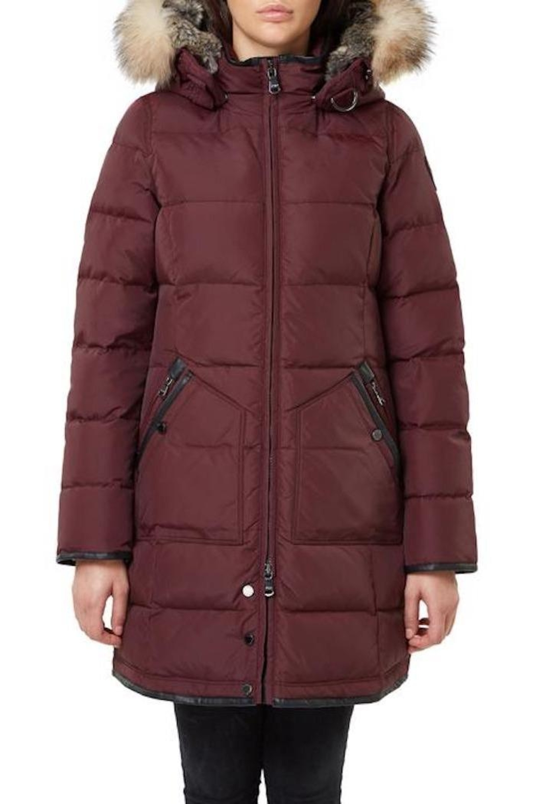 Pajar Panther Down Jacket - Front Cropped Image