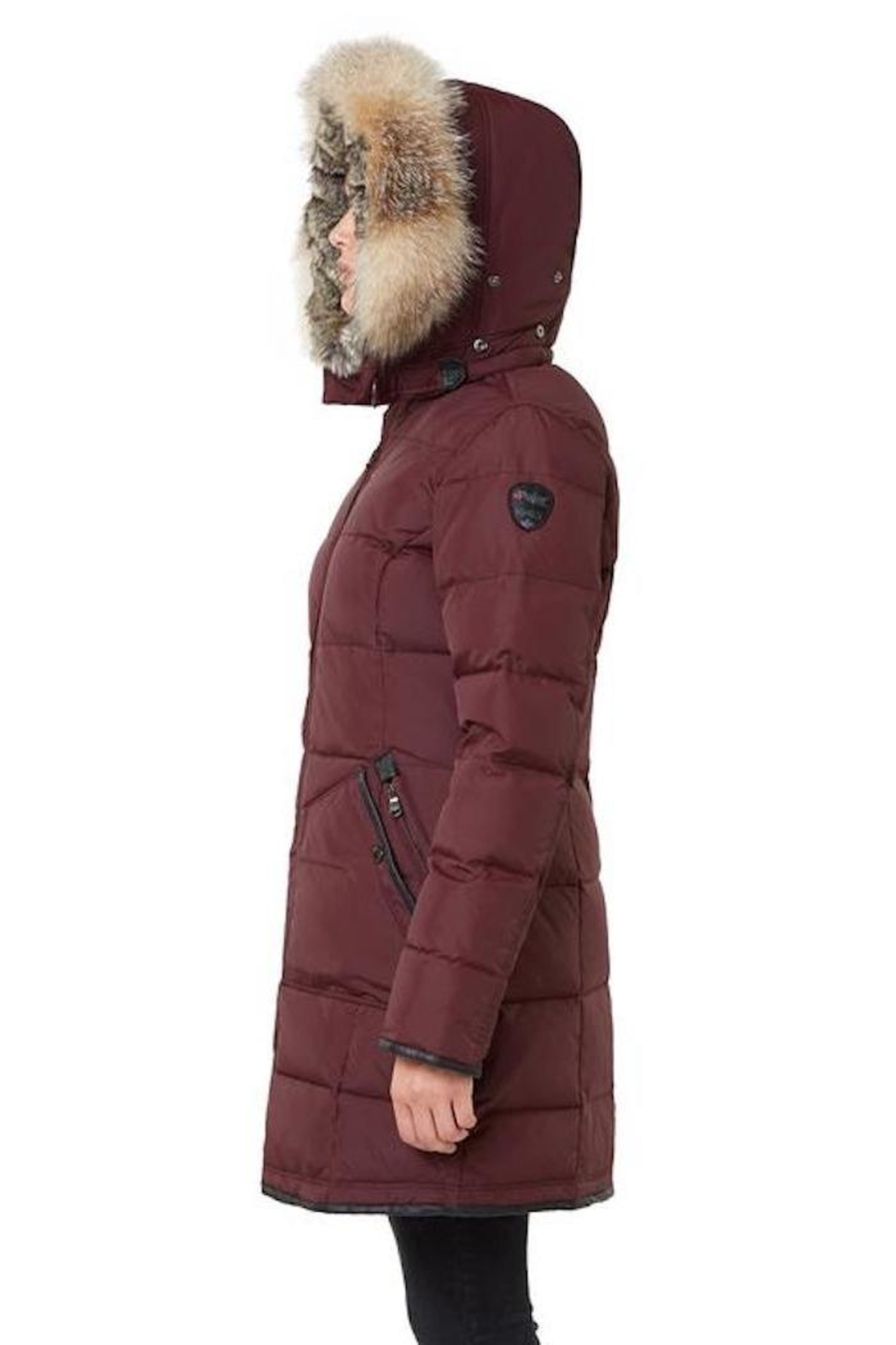 Pajar Panther Down Jacket - Front Full Image