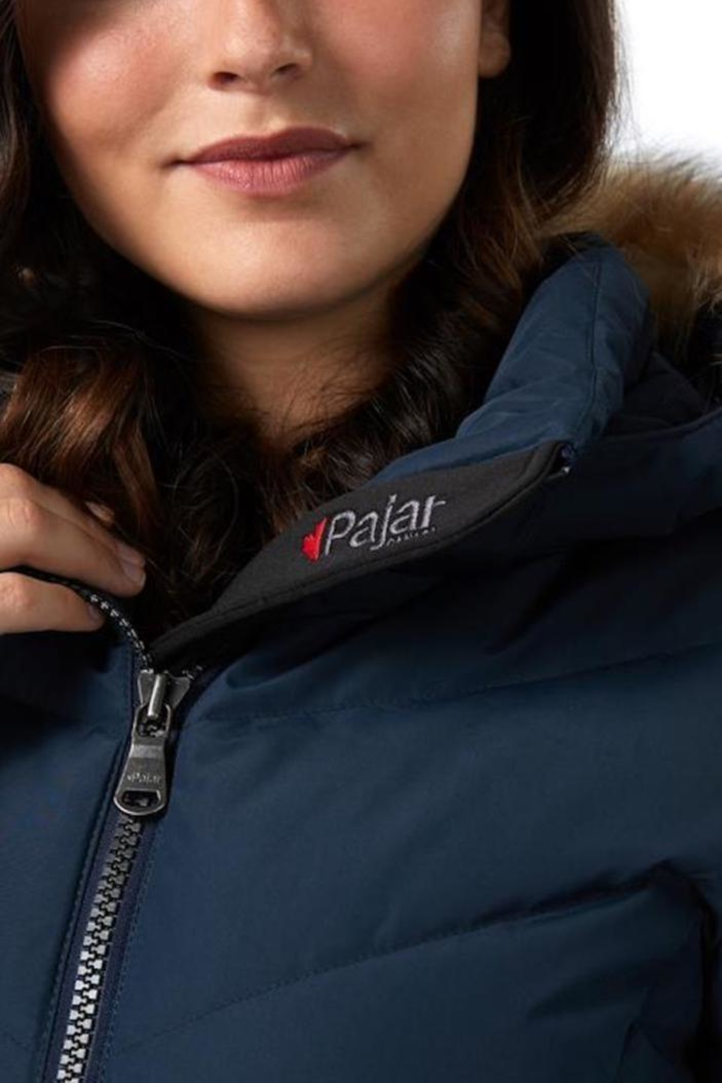Pajar Queens Down Jacket - Back Cropped Image