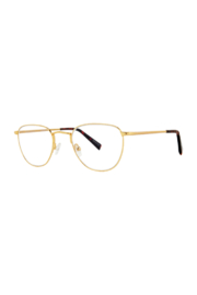 scojo PALATINO METAL BLULITE GOLD +1.50 SCOJO READING GLASSES - Product Mini Image
