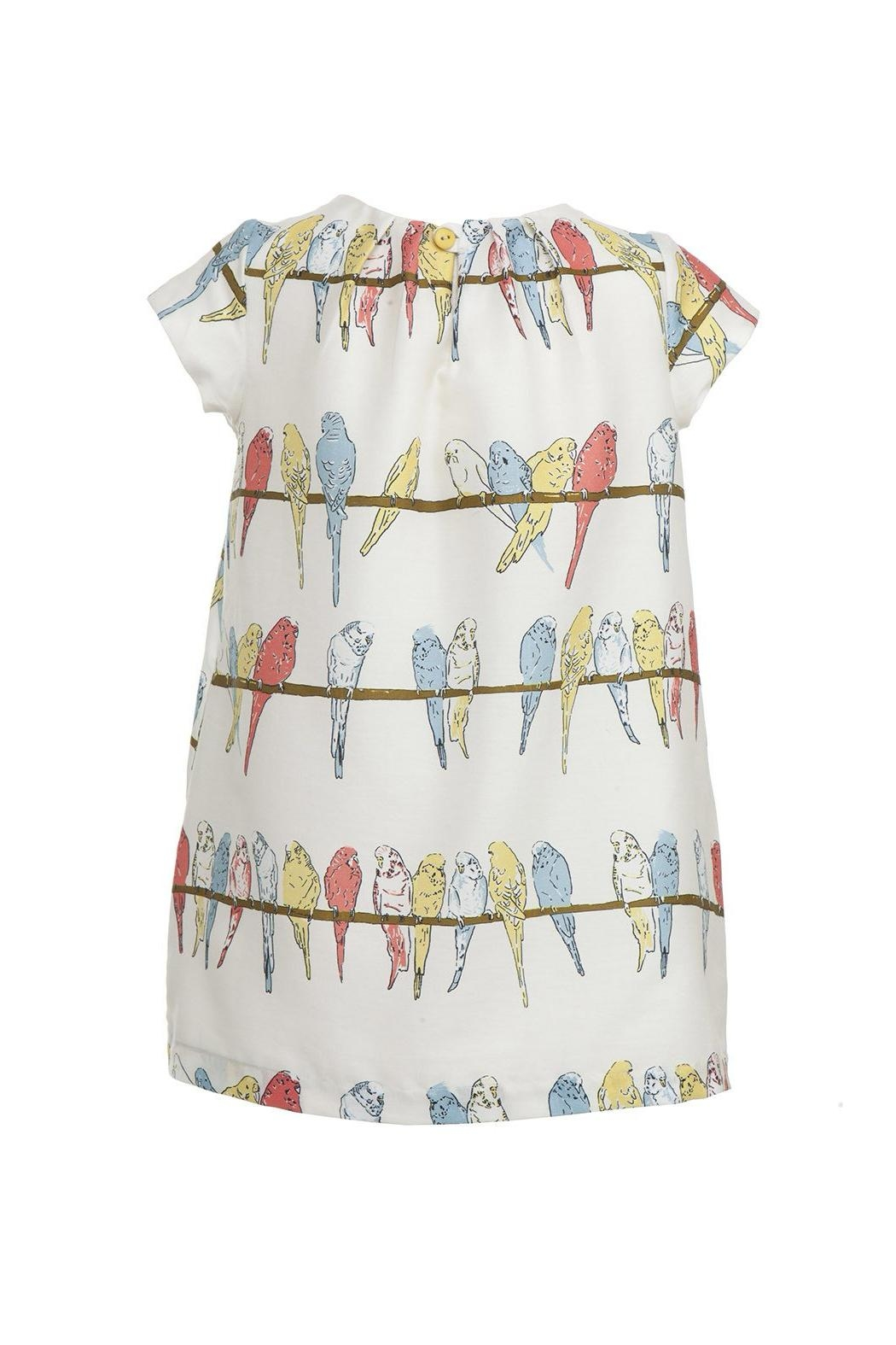 Palava Georgina Bird Dress - Front Full Image