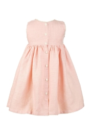 Palava Rosie Pink Linen - Front full body