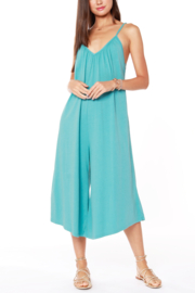 Bobi Los Angeles Palazzo Jumpsuit - Front cropped