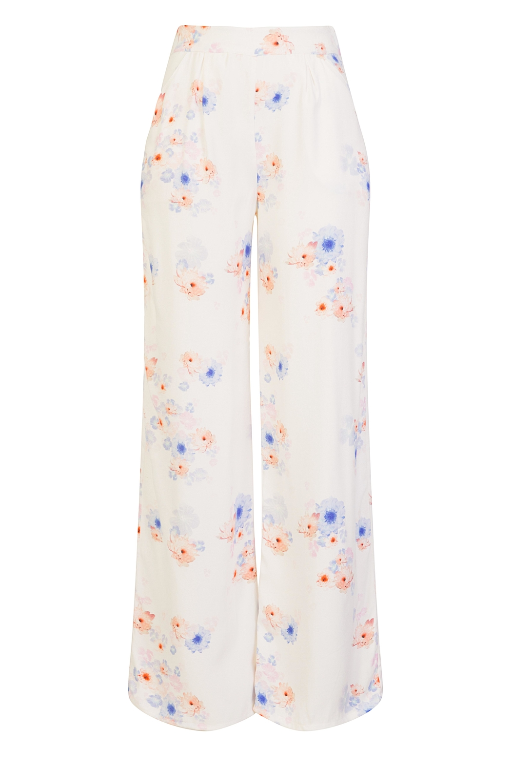 Sophie Cameron Davies Palazzo Trouser - Front Full Image