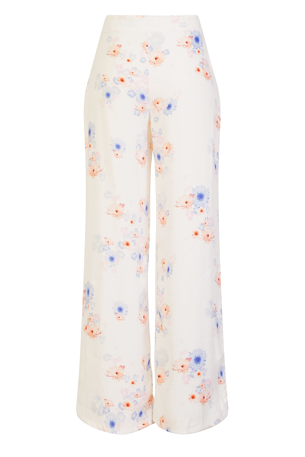 Sophie Cameron Davies Palazzo Trouser - Side Cropped Image