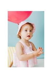 Archimede Pale-Pink 'Cocon' Hat - Side cropped