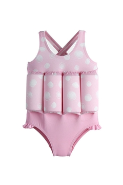 Archimede Pale-Pink Floatation Swimsuit - Product List Image